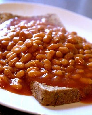 Clean Eating Beans on Toast Recipe