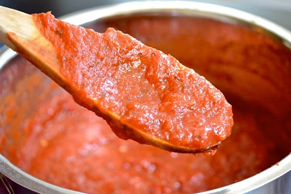 Clean Eating Tomato Sauce